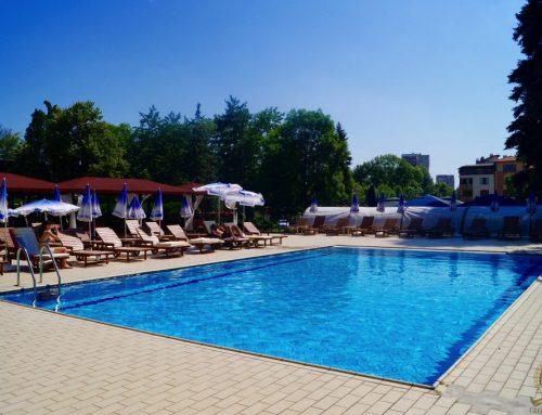 Отворихме басейна в хотел Глория Палас – Клуб Дипломат
